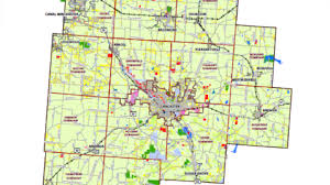 Map Of Bowling Green Ohio by Planning Gis Economic Development