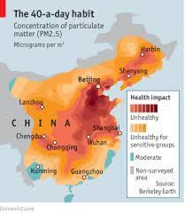 Harbin China Map by Pm2 5 Predicition Of Chinese Cities
