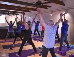 restorative aroma yoga