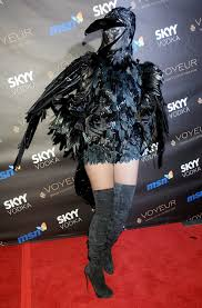 Crow Halloween Costume History Heidi Klum U0027s Epic Halloween Costumes Huffpost