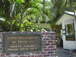 Hemingway House Key West Hemingway House Story Of My Life