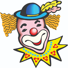 circus joker face clipart bbcpersian7 collections