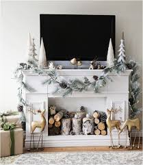 White Christmas Decorations For Mantel best 25 christmas mantle decorations ideas on pinterest