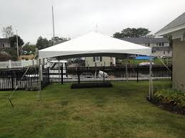 outdoor party rentals picture of budget frame tents blue and white in colour rainbow