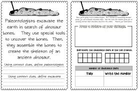 6 awesome dinosaur activities with free printables