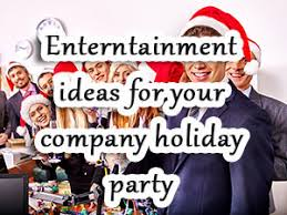 entertainment ideas for your company sf bay area