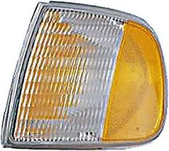 turn signal parking light assembly turn signal parking light assembly front left dorman fits 97 03