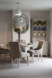 Upholstered Linen Dining Chairs Upholstered Dining Chairs Dining Room Transitional With Linen