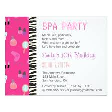 424 best makeup birthday party invitations images on pinterest