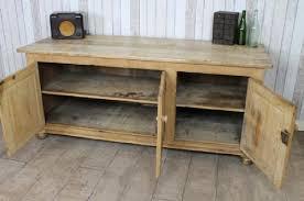 Sideboards For Sale Uk Large Victorian Pine Kitchen Sideboard Dresser 265383