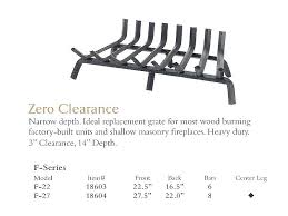 18 Fireplace Grate by Fireplace Log Holder Accessories U2014 Home Fireplaces Firepits