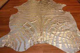 metallic gold area rug intersiec com