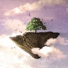 tree island by scabeater on deviantart