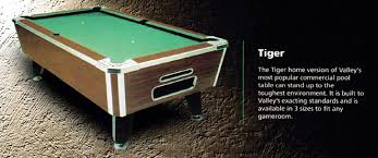Valley Pool Table by Billiard Tables By Valley