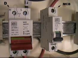 installing a consumer unit instructions on wiring a consumer