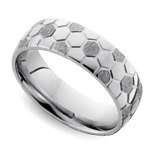 ring of men cool men s wedding rings that defy tradition