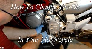 how to change the oil on a motorcycle yamaha fjr 1300 es youtube