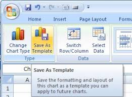 Excel 2007 Chart Templates Changing Excel 2007 Default Template Location Projectwoman Com