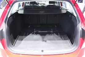 volkswagen golf trunk 2017 volkswagen golf sportwagen alltrack trunk capacity autocar