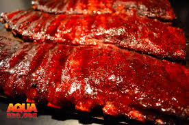primo smoked st louis spare ribs primo grills u0026 smokers aqua bbq