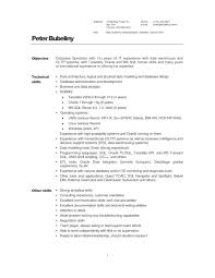 Warehouse Resume Example by Teradata Experience Resumes Free Resume Example And Writing Download