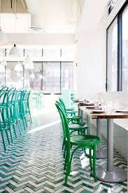 tour this gorgeous green and white bar in seattle bar melusine