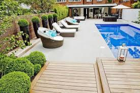 poolside furniture ideas homely design pool furniture ideas deck room house decorating