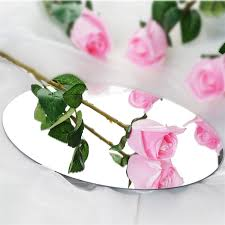 Long Stem Rose Vase Tablecloths Chair Covers Table Cloths Linens Runners Tablecloth