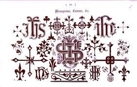 typography alphabet ornamental renaissance 54 jpg