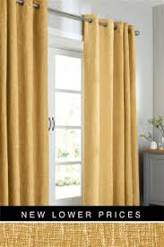 Yellow Patterned Curtains Yellow Curtains Yellow Plain Patterned Curtains Next Uk