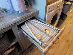 ironing board cabinet hardware wall mounted ironing board look other metro transitional laundry