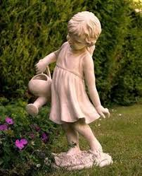 Statue For Garden Decor Image Detail For Garden Statues Garden Decor Design En El