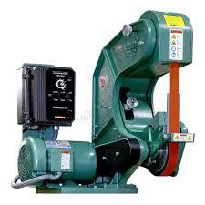 760 burr king belt grinder variable speed 2x60 belt size