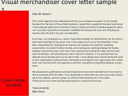 fashion merchandising cover letter