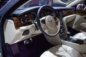 bentley interior 2016 2017 bentley mulsanne shows its new face in geneva