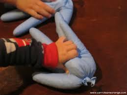 sensory gloves for preschoolers carrots are orange