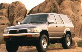 1993 toyota 4runner information and photos zombiedrive