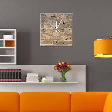 Wohnzimmer Uhren Holz Emejing Moderne Wanduhren Wohnzimmer Images House Design Ideas