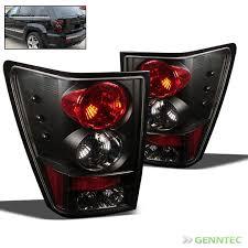 jeep grand rear brakes for 05 06 jeep grand black altezza lights rear brake