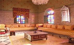 canape arabe superbe canape arabe ideas une image d un salon marocain 2014