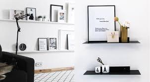Schlafzimmer Bilderleiste Wandboards In Weiß Eiche Nussbaum Regalraum
