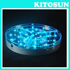 wholesale led under table lights 8inch led under vase light 8inch led under vase light suppliers and