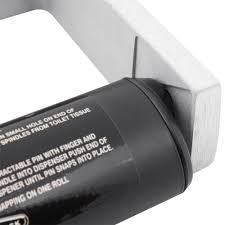 bobrick b 273 classicseries single roll toilet tissue dispenser