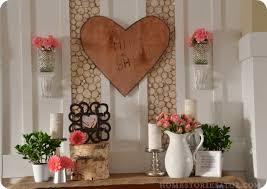 Diy Valentine S Day Home Decor by 16 Diy Valentine U0027s Day Home Decor Projects Homes Com