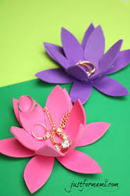 flores de foamy flores de foamy para colocar joyas just for mami