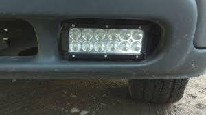 2001 chevy silverado fog lights 2001 chevrolet tahoe led fog light upgrade youtube