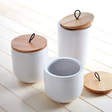 modern glass kitchen canisters canister set storage containers