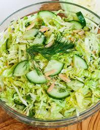 100 green salad recipes for thanksgiving dinner brighten