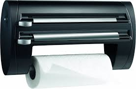 derouleur mural cuisine emsa 509247 dérouleur coupe papier d aluminium et