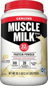 100 calorie muscle milk light vanilla crème muscle milk by cytosport at bodybuilding com best prices on muscle